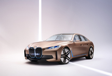 BMW Concept i4: volgend jaar in productie #1