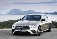 Facelift Mercedes E-Klasse wordt slanker en slimmer