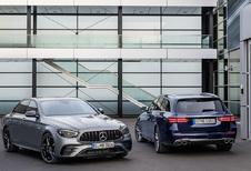 Facelift Mercedes E-Klasse ook als 53 AMG 4Matic+