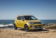 Nieuwe look en zuinigere motor voor Suzuki Ignis