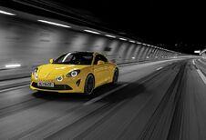 Alpine A110 : Légende GT, Color Edition et Atelier Alpine
