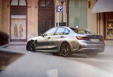 Hybride BMW's rijden elektrisch de LEZ in