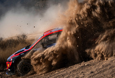 Mechanisch probleem stopt Thierry Neuville in Rally Mexico