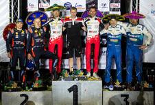 Ogier wint ingekorte Rally van Mexico, geen punten voor pechvogel Neuville