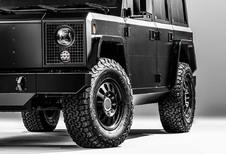 E-Chassis van Bollinger opent de deur naar elektrische Defender #1