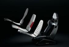 Porsche : des sièges en impression 3D