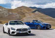 Volgende Mercedes SL wordt ontwikkeld door AMG #1