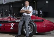 Britse racelegende Stirling Moss (90) overleden