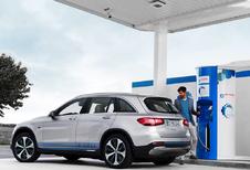 Mercedes stopt met de ontwikkeling van auto's op waterstof