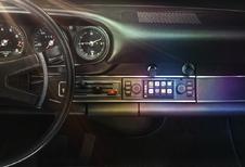 Klassieke Porsches krijgen nu ook modern infotainment