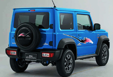 Verander je Suzuki Jimny in een Samurai