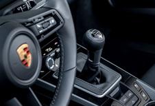 Porsche 911 Carrera S en Carrera 4S nu ook met manuele zevenversnellingsbak
