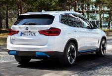 Gelekt: productieversie elektrische BMW iX3