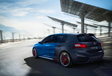 Peugeot 308 PSE wordt hybride hot hatch