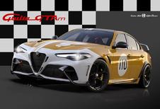 Alfa Romeo Giulia GTA krijgt historische kleuren