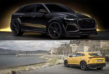 Kies maar: Audi RS Q8 met 900 pk of Lambo Urus met 960 pk