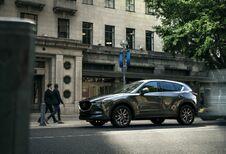 Mazda CX-5: opgefrist en verbeterd #1