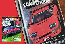 Wat vond (De) AutoGids in 1988 van de Koenig Competition?