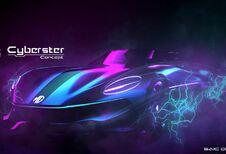 MG Cyberster : préparation de la future TF ?