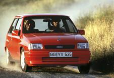 Throwback: Opel Corsa A GSi (1987-1992)