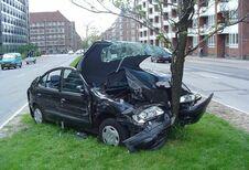 Moins d'accidents au 1er trimestre en partie confiné, mais ils sont plus graves