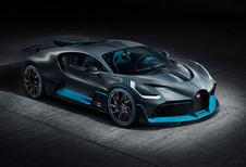 Toekomstige eigenaars Bugatti Divo hebben vreemde smaak