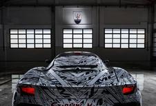 Maserati MC20 als eerbetoon aan Stirling Moss