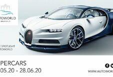 Autoworld heropent met een frisse look en met supercars #1