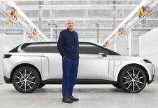 EV van Dyson had bijna 1.000 km autonomie
