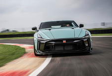 Italdesign montre la version de production de la Nissan GT-R50