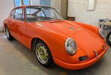 Lichtste Porsche 911 ooit wordt 595 kg aan Emmentaler