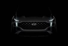 Hyundai Santa Fe : la nouvelle génération arrive déjà après 2 ans