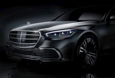 Mercedes Classe S : nouveau visage