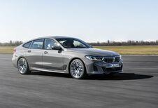 BMW Série 6 Gran Turismo : chirurgie esthétique à 48 volts #1