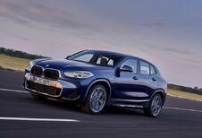 BMW introduceert plug-inhybride X2