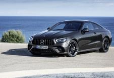 Facelift voor Mercedes E, nu ook de Cabrio en Coupé