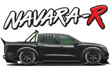 Ooit al een Nissan Navara met 1.000 pk gezien?