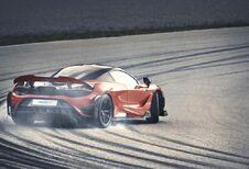 McLaren: bijna een derde van personeel ontslagen