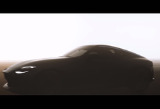 Dit is de Nissan 400Z!