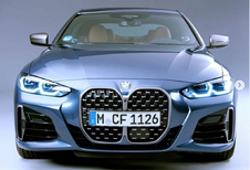 Gelekt: BMW 4 Reeks Coupé