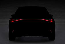 Lexus IS sera déjà présentée la semaine prochaine