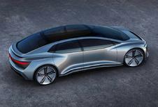 Wat is Audi van plan met de Artemis?