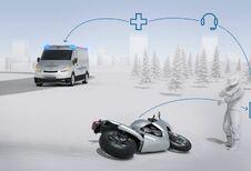 Un SOS automatique pour les motards