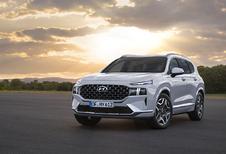 Hyundai Santa Fe combineert extra luxe met hybride aandrijflijnen