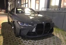 Gelekt: BMW M4