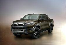 Toyota Hilux : en tenue Invincible