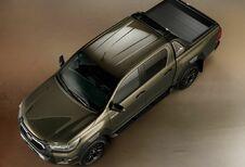 Facelift Toyota Hilux wordt Invincible
