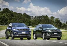 Jeep Compass : made in Italia