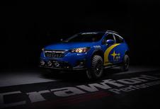 Maak eens een Desert Racer van je Subaru XV