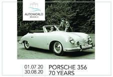 AutoWorld zet Porsche 356 onder de schijnwerpers #1